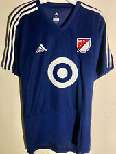 Adidas MLS All Star Atlanta 2018 Team Jersey Navy sz L