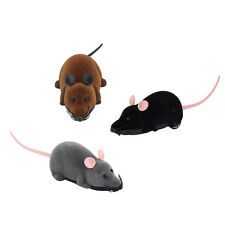New Remote Control RC Rat Mouse Wireless For Cat Dog Pet Toy Novelty Gift Funny