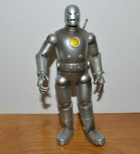 "MARVEL LEGENDS FIRST APPEARANCE IRON MAN Action Figure 6"" Toybiz 2006 Mark I"