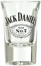 Jack Daniel's  Shot Glass 1oz, Licensed Barware, Made in USA