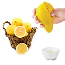 Silicone Hand Press Squeezer Fruit Lemon Orange Citrus Juicers Kitchen Tools