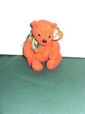 Ty Beanie Babies Mistletoe Bear 2001 NWT