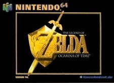 N64 / Nintendo 64 Spiel - The Legend of Zelda: Ocarina of Time mit OVP