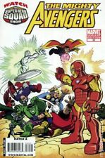 Mighty Avengers #30 Super Hero Squad Variant (2009) Marvel Comics