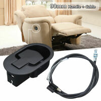 Release Handle Cable Metal Recliner Lever Trigger Replacement Lounge Side Chair
