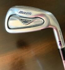 Mizuno MX-900 Forged Cavity Back 6 Iron, Hemi Cog Sole. RH