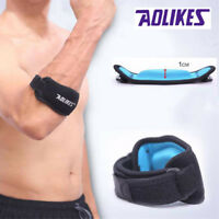 Neoprene Elbow Support Brace Pad Guard Wrap Injury Strap Tennis Band Wrap US