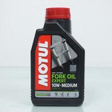 Olio Forcella Motul Fork Oil Expert Medium 10w Semisintetico - 1 Litro lt