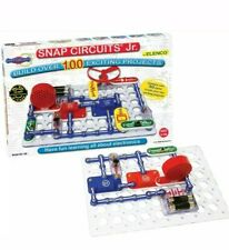 Snap Circuits Jr. Sc-100 Electronics Exploration Kit | Over 100 Stem Projects |