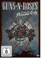 GUNS 'N' ROSES - Live in Paradise City DVD *Super Low Price*