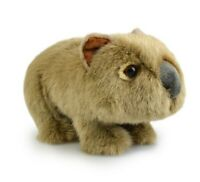 LIL FRIENDS WOMBAT PLUSH SOFT TOY 18CM STUFFED ANIMAL BY KORIMCO