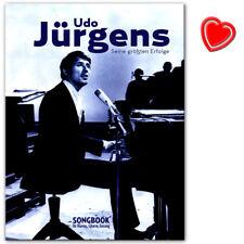 Udo Jürgens Seine größten Erfolge - Songbook - Bosworth BOE7881 - 9783865439772