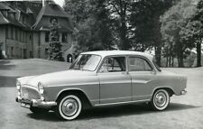 France Automobile Car Aronde P60 Elysée Old Photo 1956