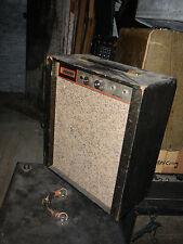 DYNAVOX 1960's VINTAGE TUBE GUITAR AMP Guitar AMPLIFIER Harmonica 8 inch speaker