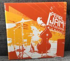 PEARL JAM Benaroya Hall October 22 2003 2CD Discs Mint FAST FREE POST