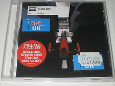 MUSE Bliss CD1 4-Track Jewelcase 2001 Made in UK  MUSH96CDS