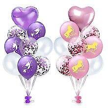UNICORN OR MERMAID Balloon Set