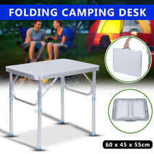 Camping Table Folding Aluminium Portable Picnic Outdoor Foldable Tables BBQ Desk