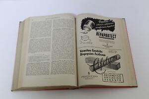 Antique Magazine Clinical Spanish C.Jimenez Diaz. Tomo Xxv 1947 - April A June