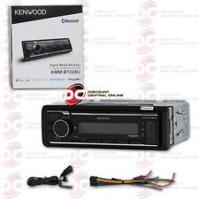 KENWOOD CAR STEREO AM/FM USB DIGITAL MEDIA BLUETOOTH W/ BUILT IN AMAZON ALEXA