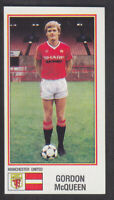 Panini - Football 83 - # 172 Gordon McQueen - Manchester United