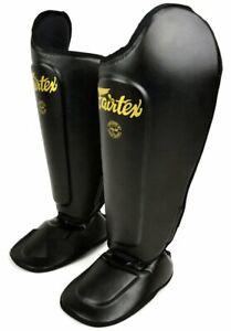 Fairtex Extra Knee Joint Protector Muay Thai Shin Guards - SP8