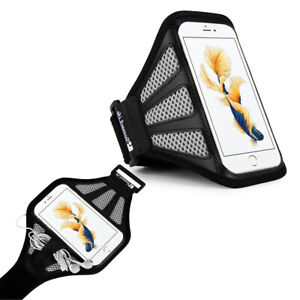 Mesh Sports Running Gym Armband Case For iPhone 12 mini / iPhone SE 2nd / 8 / 7