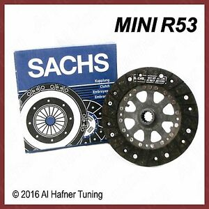 STREET SPORT Mini Cooper S R53 02-06 clutch Disc SACHS  21207527827 SP
