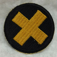 Vintage Military Patch Badge 33 Infantry Division