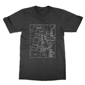 Shipping Forecast t-shirt nerd dad father retro 80s tee present gift