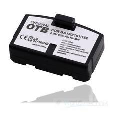 Akku accu Batterie battery f. Sennheiser Kopfhoerer Set 2500 / SET 20 / RS 4