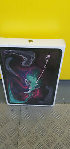 """iPad Pro 11 WiFi + Cellular - Sp.Grey MU1V2B/A 11.0"""" New UKSpx New Sealed W'rnty"""
