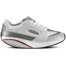 NWT MBT Moja Walking Toning Tennis Shoes Athletic Platform Sneakers Suede 11 M