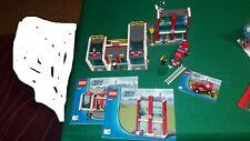 Lego City 7208 Fire Station pompieri