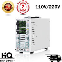 400W 0-150V DC Load Electronic Dual Channel KL284A LCD Load Instrument 110V/220V