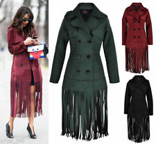Trench Hand-wash Only Solid Coats & Jackets for Women