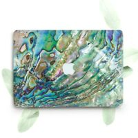 Abalone Shell Sea Art Hard Plastic Case Cover Macbook Pro Retina Air 11 12 13 15