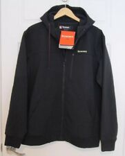 Simms Rogue Fleece Hoody Large Black- NEW With Tags
