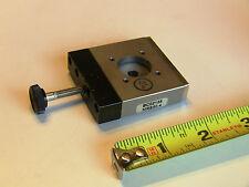 Newport MRS50.4 Linear Translation Stage, 6mm Range