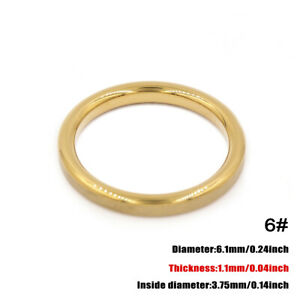 9KM Gold Ceramic Guide Ring Repair Building Kit for Fishing Rod Guides 6mm~47mm