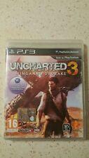 Uncharted 3 L'inganno Di Drake Ps3 Ita Completo
