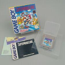 🌍 Super Mario Land - Spiel OVP CIB BOX - Nintendo GameBoy Classic