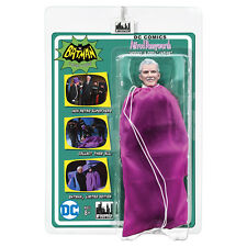 Batman 66 Classic TV Show Mego Style 8 Inch Figures: Alfred In Purple Bag