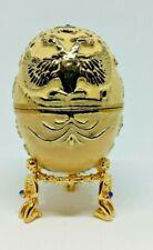 Atlas Edition Faberge Egg. 'Golden Splendour'.