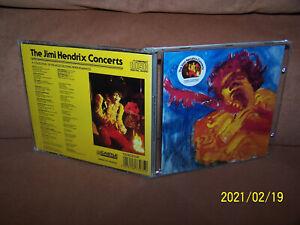 Jimi Hendrix CD The Jimi Hendrix Concerts