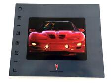 2002 Pontiac Firebird 32-page Car Sales Brochure Catalog - TransAm Ram Air