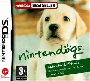 Nintendogs - Nintendogs Labrador Retriever & Friends (Nintendo DS) - Game  10VG