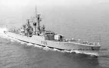 ROYAL NAVY ROTHESAY CLASS FRIGATE HMS PLYMOUTH