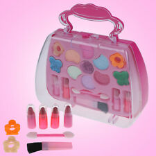 Childrens Cosmetics Princess Makeup Box Trolley Case Shape Eye Shadow Lipstick Safe Nontoxic Girl Toy Birthday A Great Variety Of Models Eyewear Accessories Apparel Accessories