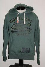 SUPERDRY Japan Mens Small S hoodie/hooded Sweatshirt